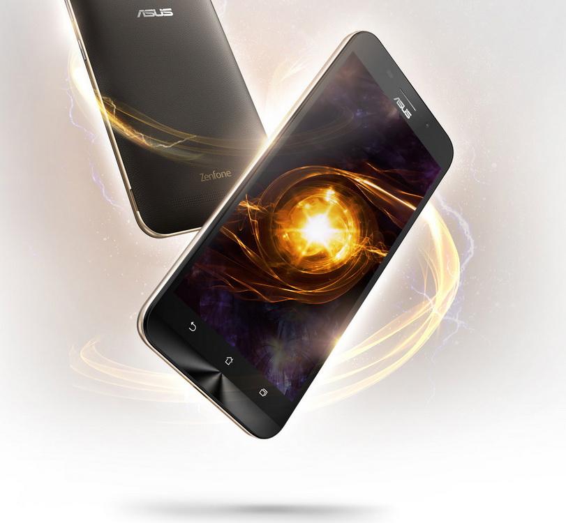 Asus Zenfone Max-Экран