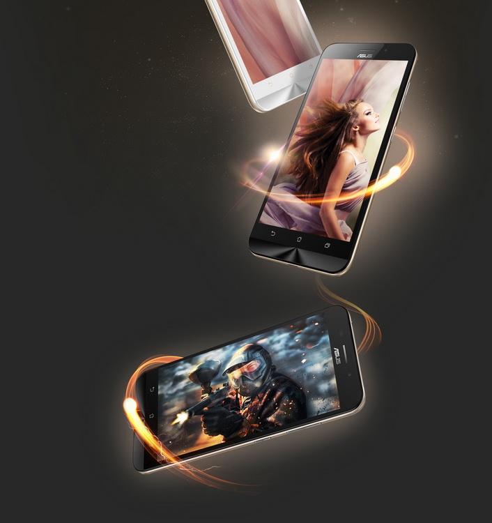 Asus Zenfone Max ZC550KL- 2 Дизайн