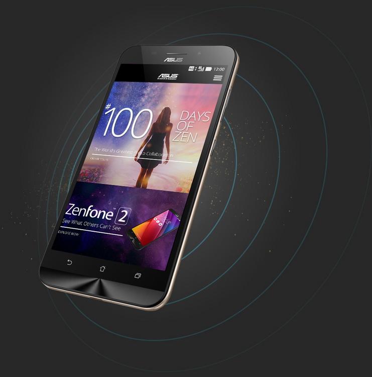 Asus Zenfone Max ZC550KL-4G LTE