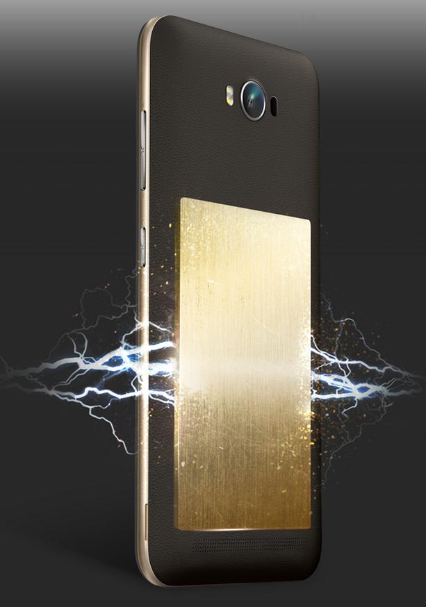 Asus Zenfone Max ZC550KL-Аккумулятор