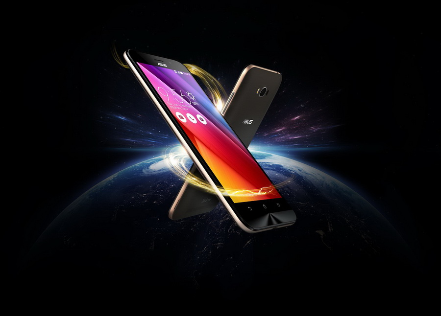 Asus Zenfone Max ZC550KL-Дизайн