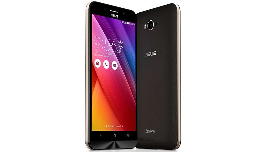 Asus Zenfone Max ZC550KL-Два ракурса
