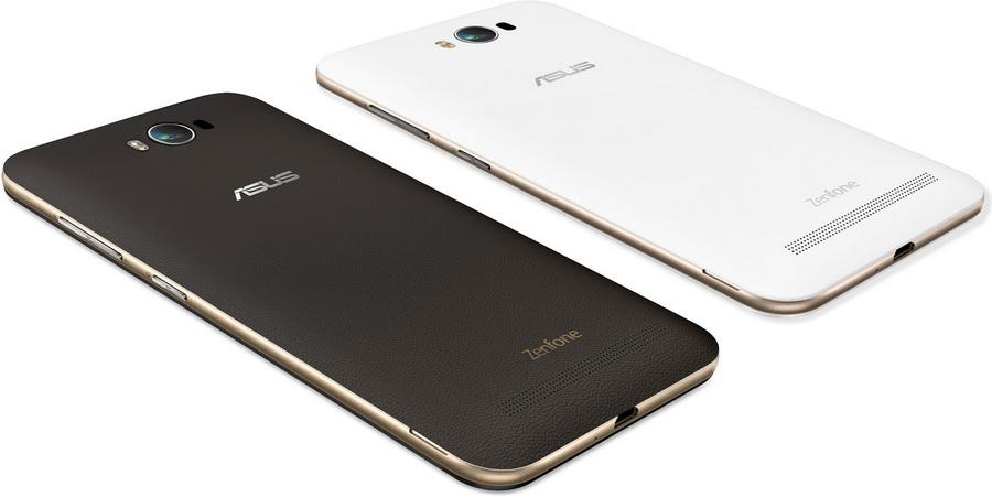 Asus Zenfone Max ZC550KL-Классический дизайн