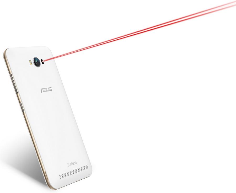 Asus Zenfone Max ZC550KL-Лазерный автофокус