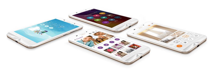 Asus Zenfone Max ZC550KL-Приложения