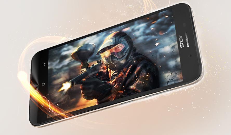 Asus Zenfone Max ZC550KL-Производительность