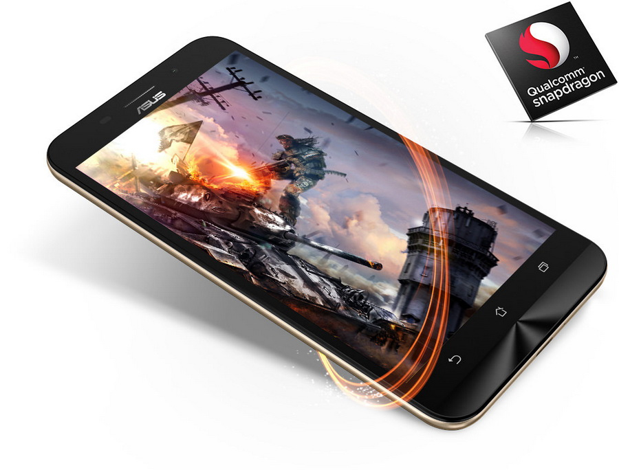 Asus Zenfone Max ZC550KL-Процессор