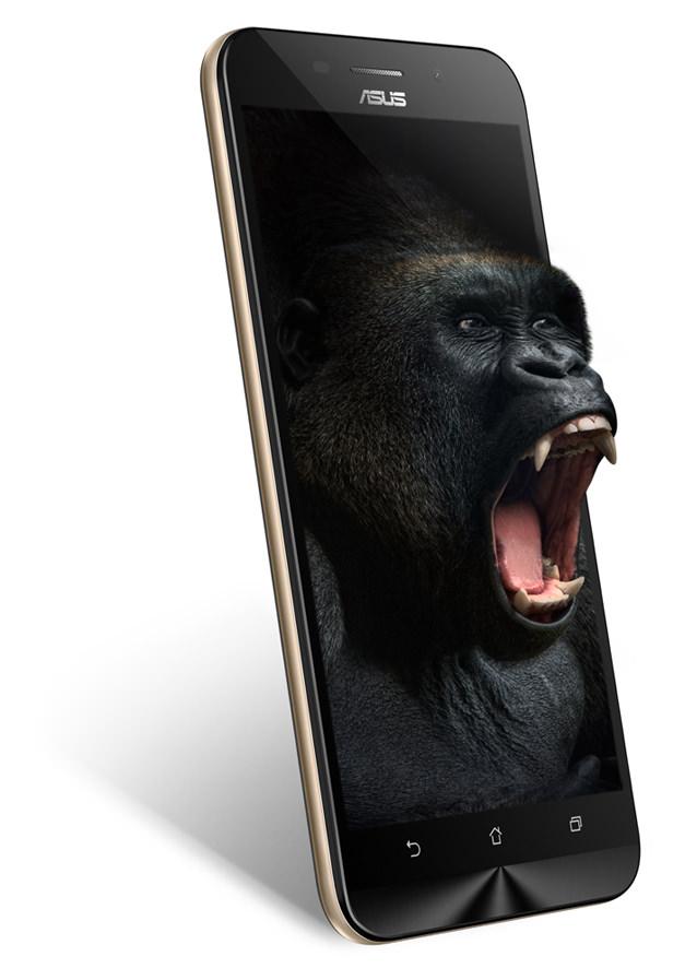 Asus Zenfone Max ZC550KL-Стекло Corning Gorilla Glass 4
