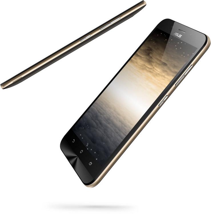 Asus Zenfone Max ZC550KL-Толщина и Эргономика