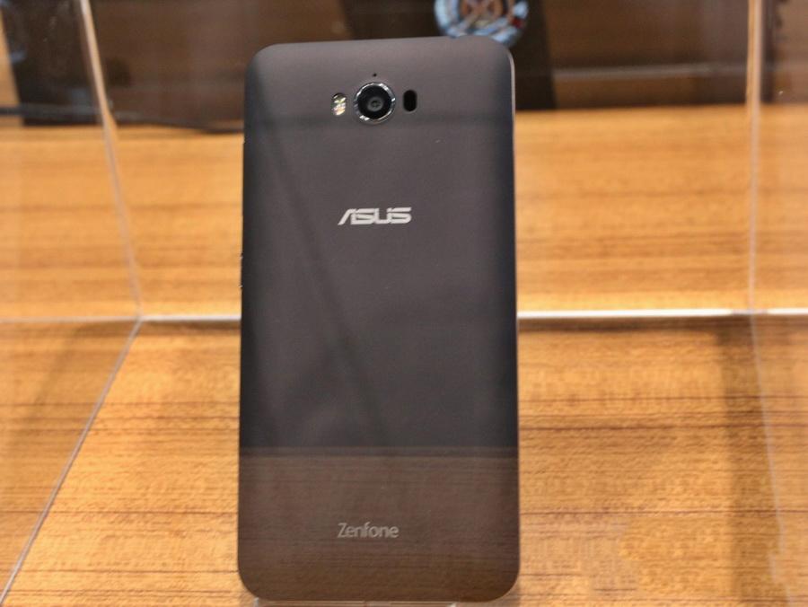 Asus Zenfone Max hands-on-Задняя панель