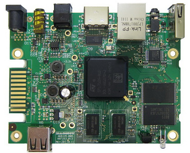 Aura HD Wi-Fi-аппаратная часть