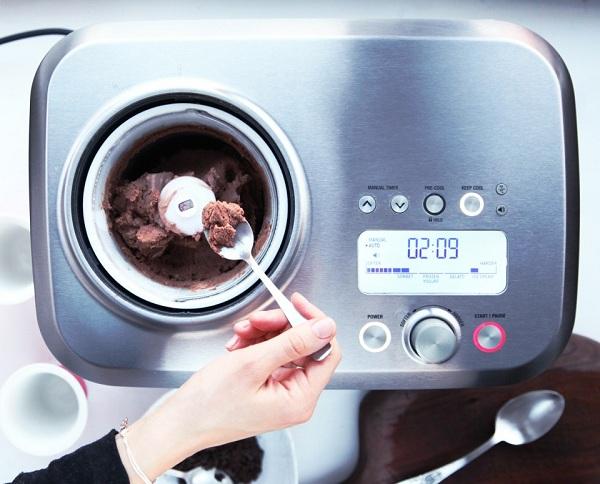 Автоматична (компресорна) мороженица