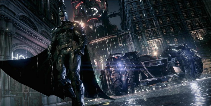 Batman Arkham Knight-Скриншот