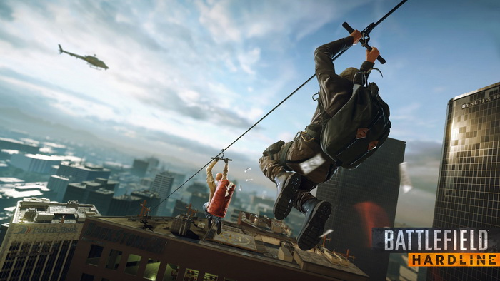 Battlefield Hardline-Скриншот