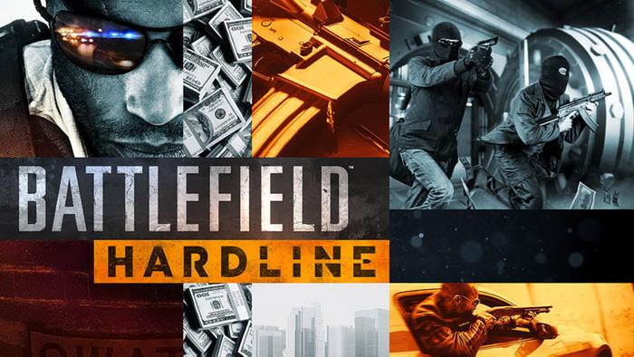Battlefield Hardline-логотип