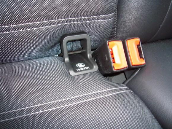 Безопасность детей в автомобиле. Как выбрать кресло для вашего ребенка – Система ISOFIX
