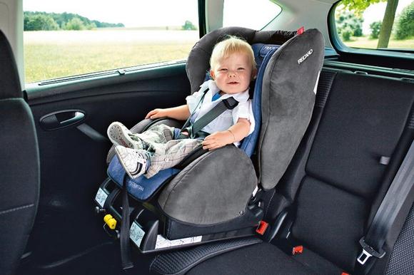 Безопасность детей в автомобиле. Как выбрать кресло для вашего ребенка – фото 5