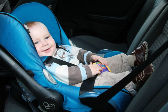 Безопасность детей в автомобиле. Как выбрать кресло для вашего ребенка
