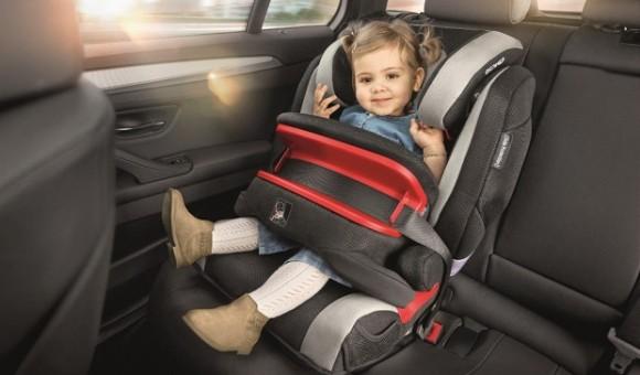 Безопасность детей в автомобиле: как выбрать автокресло для вашего ребенка