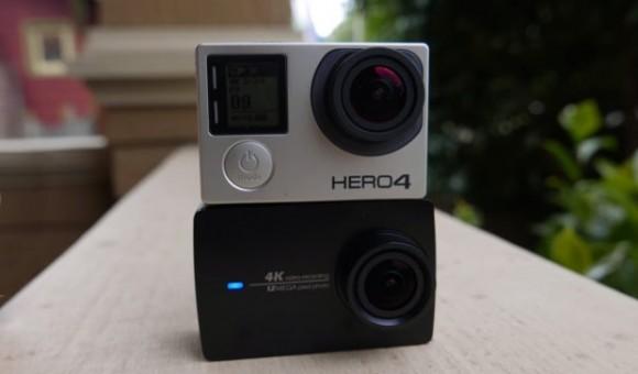 Битва экшн-камер Xiaomi Yi 4K Action Camera против GoPro Hero 4 – Главное фото