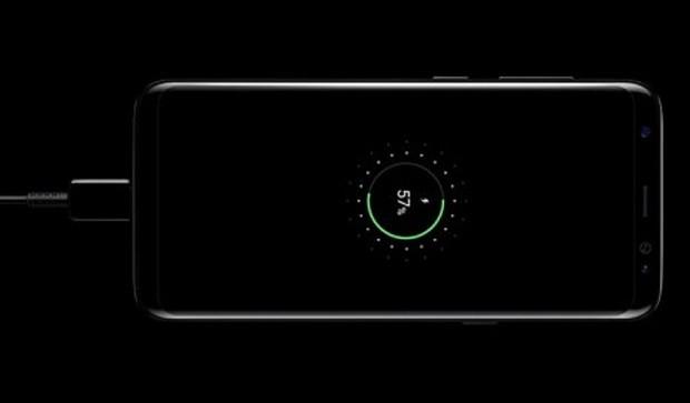 Быстрая зарядка в Samsung Galaxy S8 и Galaxy S8 Plus ограничена по функциональности