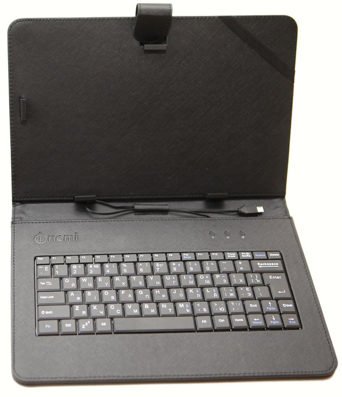 Чехлы-клавиатуры Nomi - главное фото