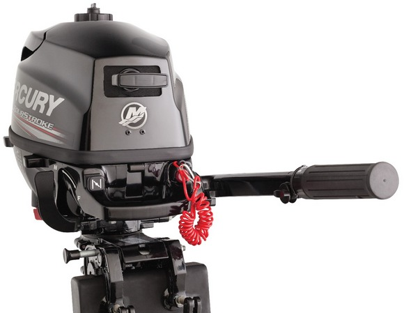 Четырехтактовый мотор – это наиболее оптимальный вариант