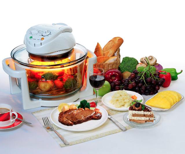 Що можна готувати за допомогою аерогрилю
