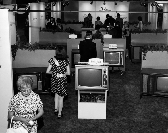 Consumer Electronics Show-1967