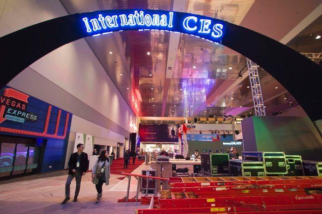 Consumer Electronics Show-подготовка