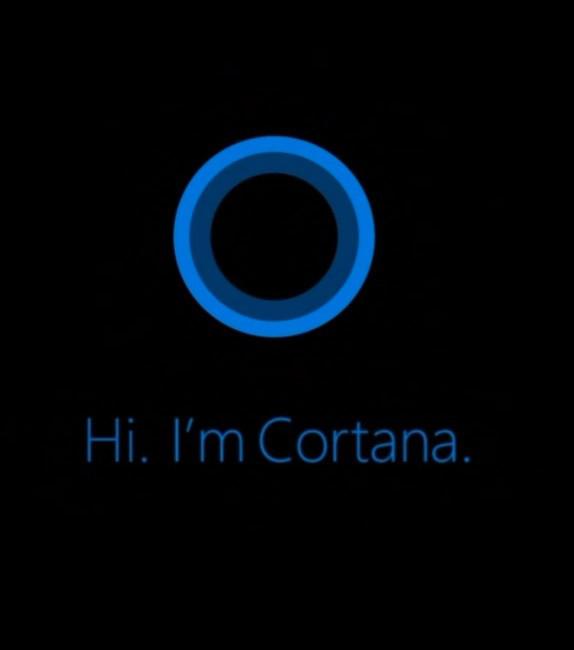 Cortana-голосовой помощник