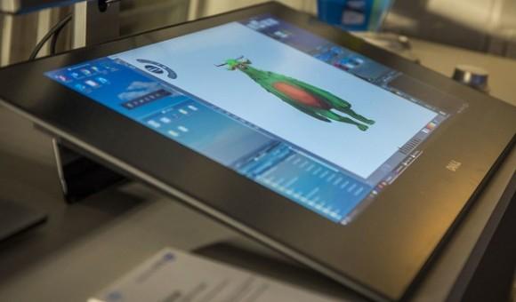Dell Canvas - смарт-поверхность новой категории