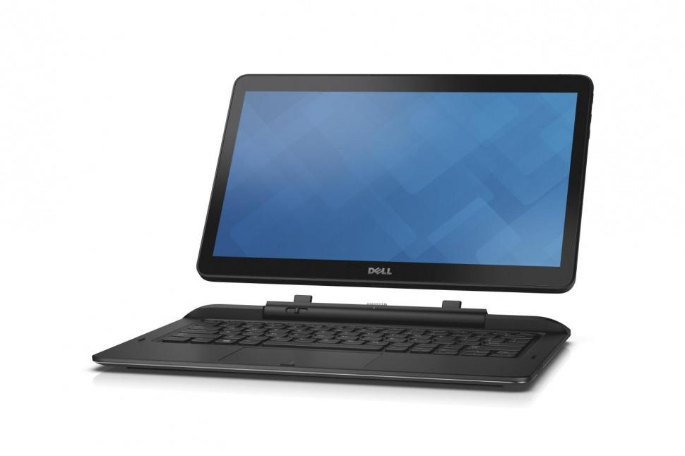 Dell Latitude 13 7000-экран и клавиатура