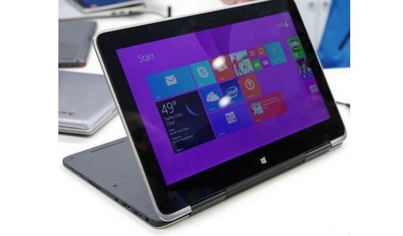 Официальный анонс сенсорного ноутбука-трансформера Dell XPS 11 с MWC-2014