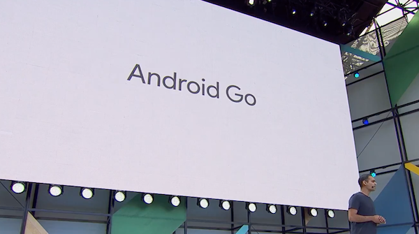 Десятка главных новостей с конференции Google IO 2017 – Android Go