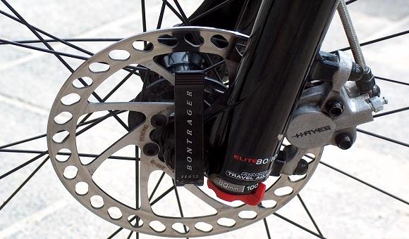 Дисковые тормоза для велосипедов - главное фото