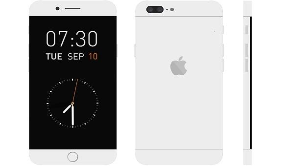 Дизайнер Эндрю Фокс показал концепт модульного iPhone 8 - главное фото