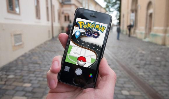 Для популярной игры Pokemon GO вышло обновление