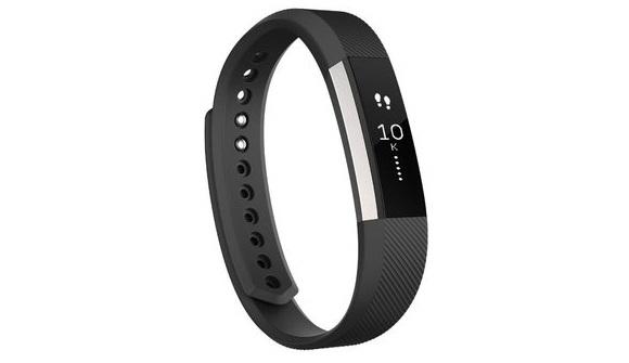 Для стильных и активных фитнес-трекеры JAWBONE и Fitbit уже в АЛЛО – Fitbit Alta Large Black