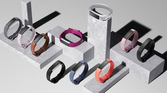 Для стильных и активных фитнес-трекеры JAWBONE и Fitbit уже в АЛЛО – Fitbit Alta линейка