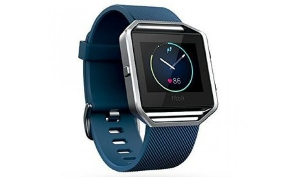 Для стильных и активных фитнес-трекеры JAWBONE и Fitbit уже в АЛЛО – Fitbit Blaze Blue Small