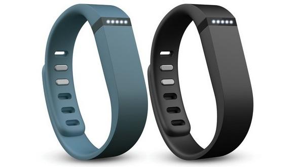 Для стильных и активных фитнес-трекеры JAWBONE и Fitbit уже в АЛЛО – Fitbit Flex Wireless Activity + Sleep Wristband цвета
