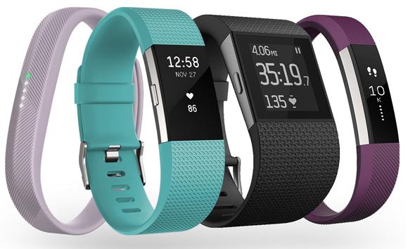 Для стильных и активных фитнес-трекеры JAWBONE и Fitbit уже в АЛЛО – Фитнес-браслеты Fitbit