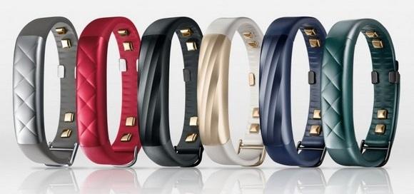 Для стильных и активных фитнес-трекеры JAWBONE и Fitbit уже в АЛЛО – JAWBONE UP3 цвета