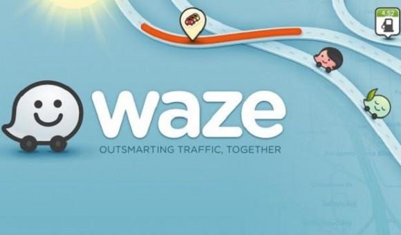 Днепр стал первым городом в Украине, в котором запустили мобильное приложение Waze