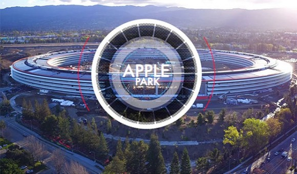 До открытия новой штаб-квартиры Apple остался месяц