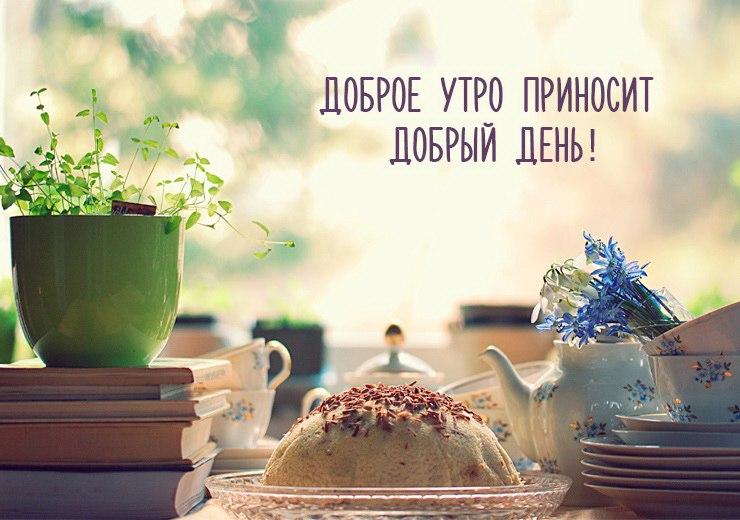 Доброе утро-добрый день