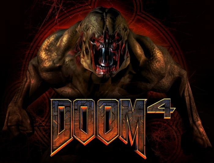 DooM 4-логотип