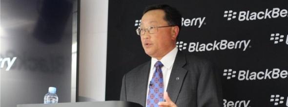 Джон Чен-главный исполнительный директор компании BlackBerry