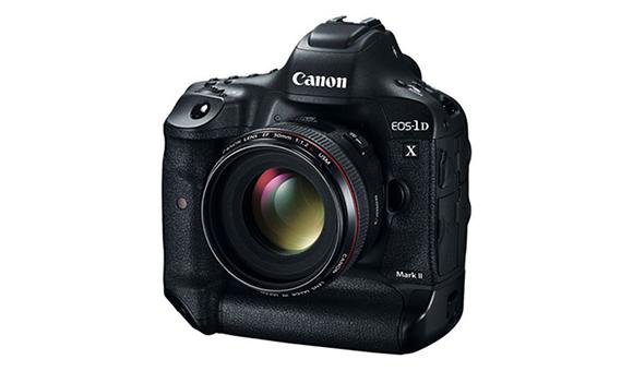 Canon представила новую флагманскую фотокамеру EOS-1D X Mark II